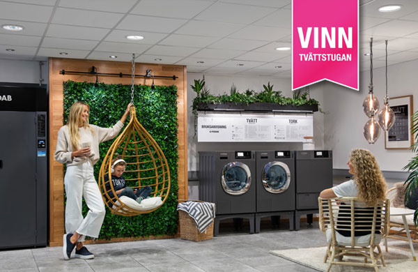 The dream laundry room competition - 2020